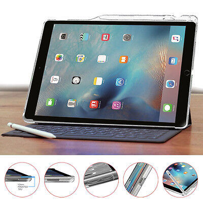 (Poetic Lumos【Keyboard Compatible+Pencil Holder】Case For Apple iPad Pro 12.9)