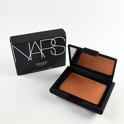 Nars Powder Foundation Benares Dark1 SPF12 # 6110 - Full Size 0.42 Oz / 12 g