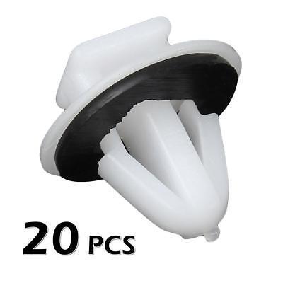 (20pcs Trim Moulding Door Panel Clip Nylon Fastener Retainer for Lexus ES300)
