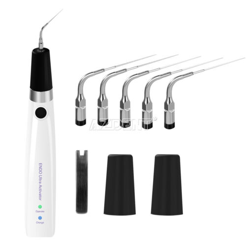 US Cordless Dental Endo Ultra Activator Endo Irrigator Contra Angle Ultrasonic