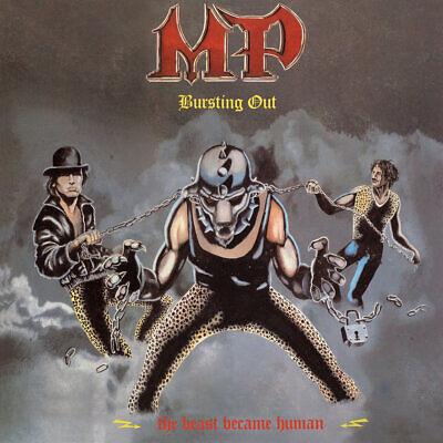 MP - Bursting Out (NEW*GER HEAVY METAL CLASSIC '86 + BONUS*ACCEPT*VAMPYR)
