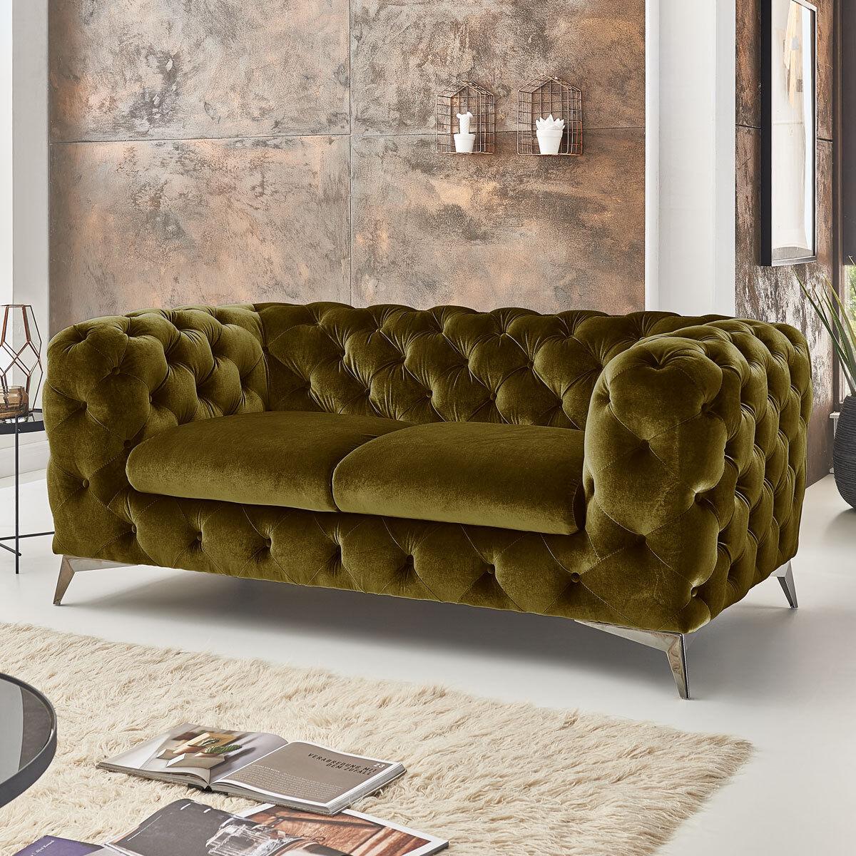 f116dee42 moebella designer chesterfield sofas couch samt ...