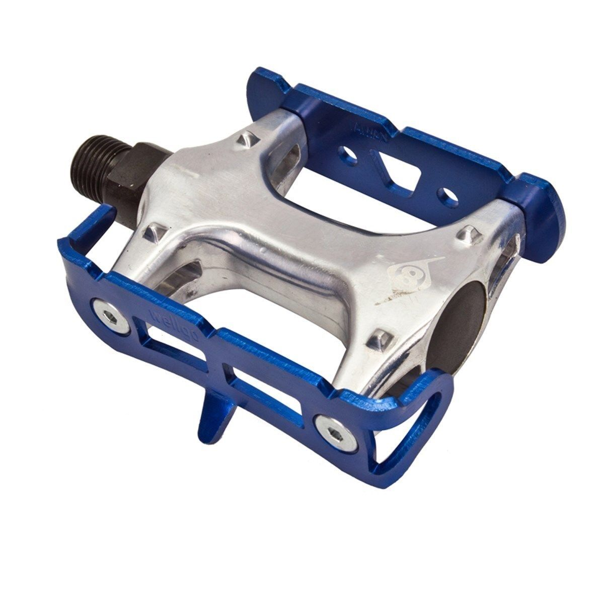 Origin 8 Track Pedals ANODIZED RED Fixed Gear Track NEW