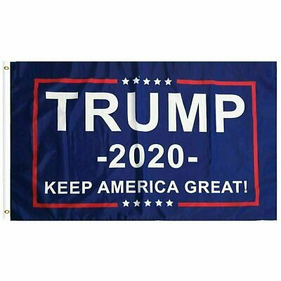 Trump 2020 Keep America Great President Donald MAGA 3×5 Flag Republican Décor