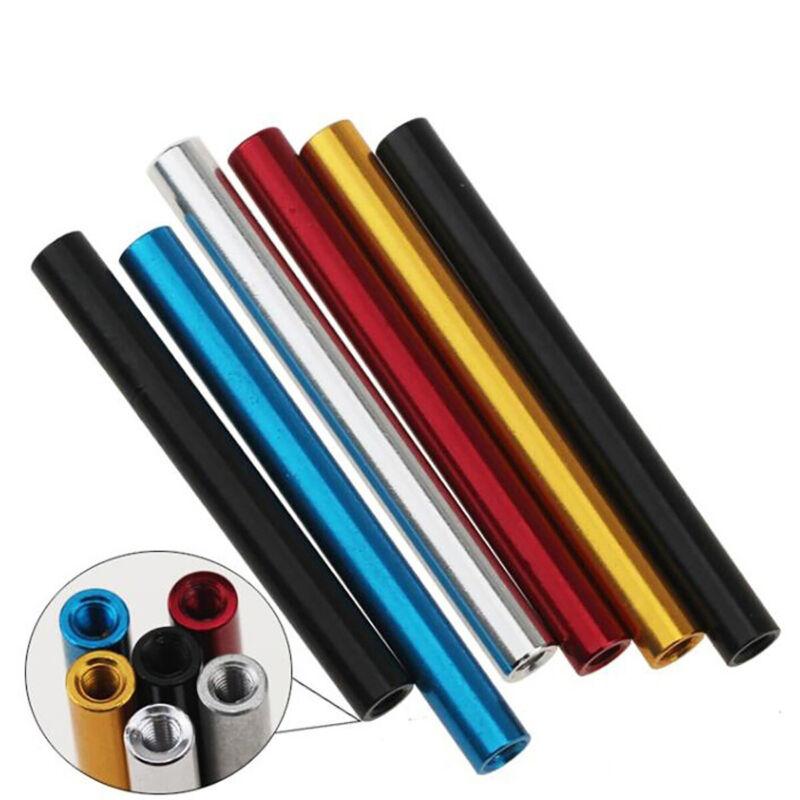 M3 Aluminum Column Round Threaded Sleeve Stud Standoff Nut Connector / OD 5mm