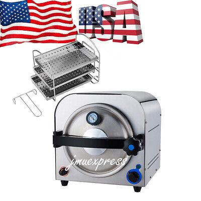 Dental 14l Lab Equipment Medical Autoclave Steam Sterilizer Sterilization Machin