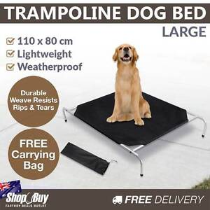 Free Delivery: Large Heavy Duty Frame Pet Puppy Bed Dog Cat Tram Melbourne CBD Melbourne City Preview