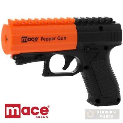 MACE Pepper GUN 2.0 20ft. Defense SPRAY Strobe LED 80406 80586 FAST SHIP