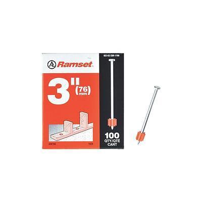 Ramset 100pk 3 Fastening Pin