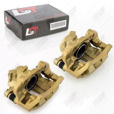 2x Caliper Housing Brake Support Plate Front Left Right for Audi 100 C3