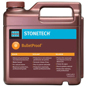 Laticrete StoneTech BulletProof Stone Sealer - 1 Gallon