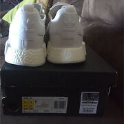 White mono nmd r1 North Lakes Pine Rivers Area Preview