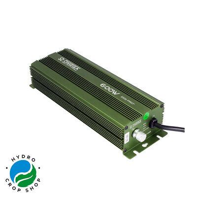 OMEGA 600W Digital Dimmable Digi Pro+ Grow Ballast Grow Light (5 Year Warranty)