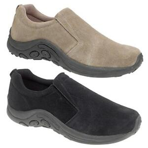Mens-Shoes-Suede-Leather-Slip-Ons-FREE-SHIPPING-Size-6-7-8-9-10-11-12-13-14