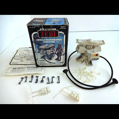 Vintage Star Wars ROTJ 1983 Boxed Kenner Vehicle Maintenance Energiser