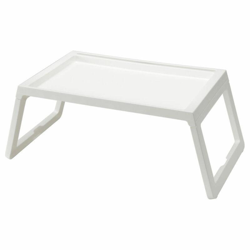 IKEA KLIPSK bed tray white