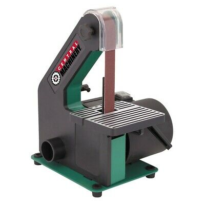 New Belt Sander 1 X 30 Bench Top 13 Hp Motor Workshop Adjustable Tilting Table
