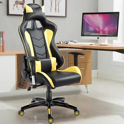Costway High Back Executive Racing Reclining Gaming Chair