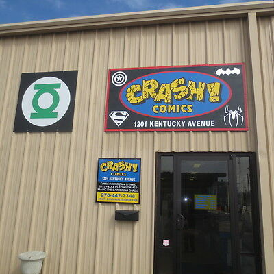 Crash Comics Paducah KY