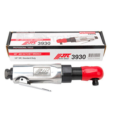 JTC Air Ratchet Wrench Drive Pneumatic Tools 3/8- DR in 360° Rotatable Exhaust
