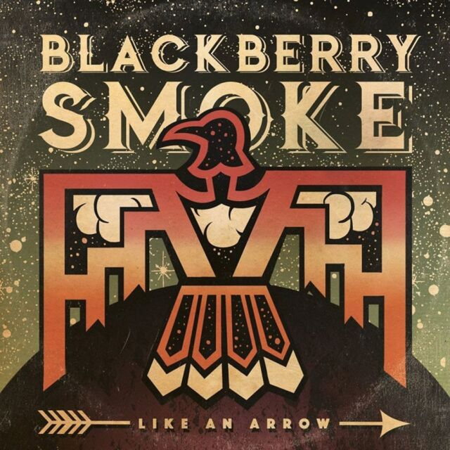 BLACKBERRY SMOKE - LIKE AN ARROW   CD NEU