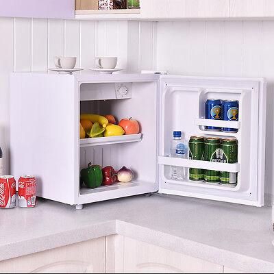 Mini Kühlschrank mit Gefrierfach 48L A+ Gefrierschrank Kühlbox Kühler Hotel  Kühlschrank-schrank