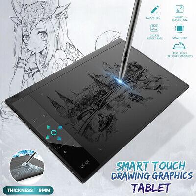 VEIKK A30 10x6in 5080 LPI Digital Graphic Drawing Tablet USB Art Painting Board