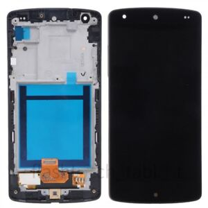 Brand new Nexus 5 screens with LCD and frame