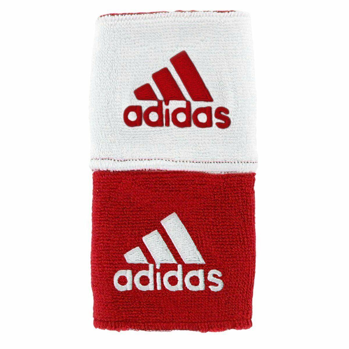 Adidas Reversible Sweat Wristband Men Womens Tennis Running