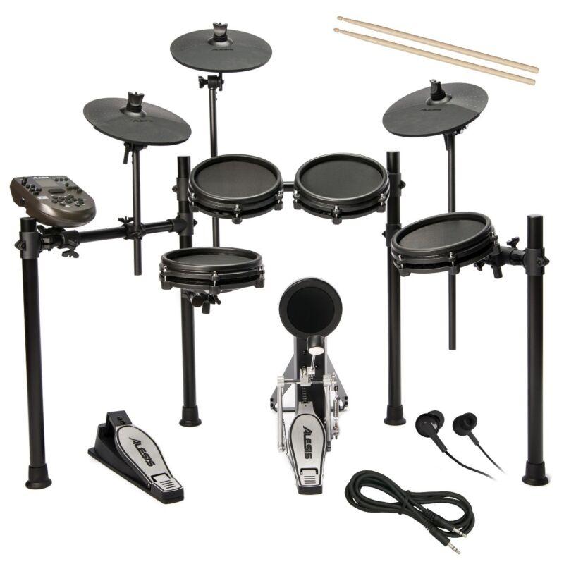 Alesis Nitro Mesh Electronic Drum Set BONUS PAK