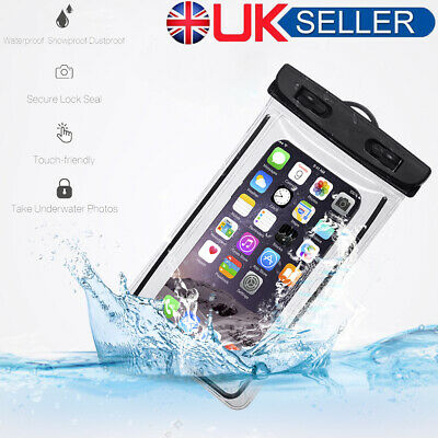 Waterproof Phone Case Cover Pouch Dust proof Dry Bag For iPhone 11 Pro Max X 7 8