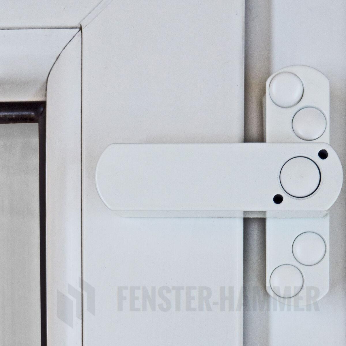 4 x fenstersicherung bever stuco safe 20sw einbruchsicherung weiss eur 61 50 picclick at. Black Bedroom Furniture Sets. Home Design Ideas