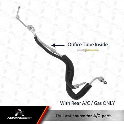 99 Gmc C1500 Suburban Rear - AC A/C Liquid Line Fits: 96 - 99 Chevrolet GMC Suburban C/K 1500 2500 W/Rear AC