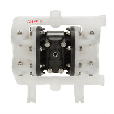 All-flo A050-spp-sspe-s70 12 Air Operated Diaphragm Pump