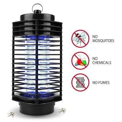Lámpara Mata Mosquitos Eléctrico Mata Moscas, Mosquitos, Polillas, Avispas, etc.