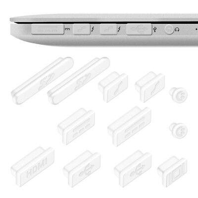 "Anti-Dust Protection Plug Set for Apple MacBook Pro 13"" 15"" Retina Air 11"""