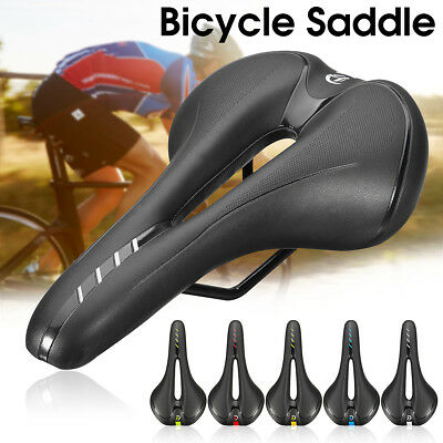 Comodo MTB Bici Bicicletta Sedile Sella MTB Mountain Road Bike Cuscino Soft Pad