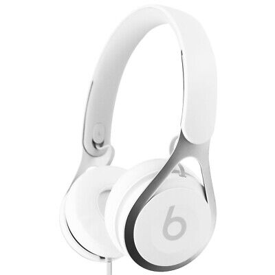 Beats EP Series Wired On-Ear Headphones with In-Line Mic - White (ML9A2LL/A)