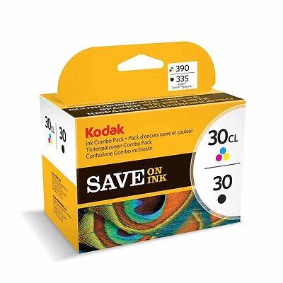 Kodak 30 (Yield: 335 Black/390 Colour Pages) Black/Cyan/Magenta/Yellow Ink