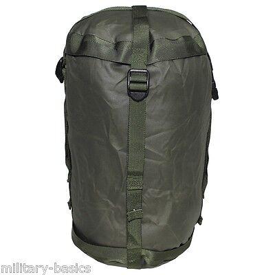 GB Britischer KOMPRESSIONSSACK Schlafsackbeutel Packsack Transportsack NEU