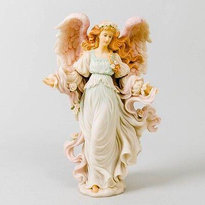 "1995 Seraphim Classics ALYSSA Nature's Angel Statue 12"" Limited Edition Figurine"