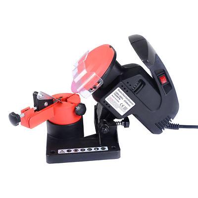 Goplus Portable Electric Chainsaw Sharpener Chain Blade Grinder 7500 RPM HD