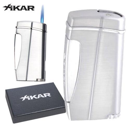 Xikar Executive ll Lighter- Silver
