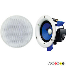 """Save!! Yamaha NS-IC400 In-Ceiling Speaker, Small  4"""" Inch. Bezel-Less Speakers"""