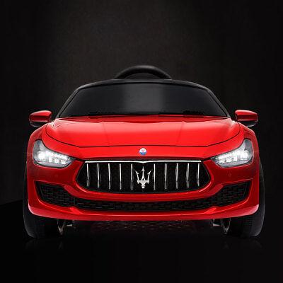 12V Kids Ride On Car Maserati License W/ MP3/Remote Control Kids Car