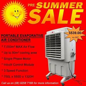 Portable air conditioner perth ,evaporative airconditioner perth Osborne Park Stirling Area Preview
