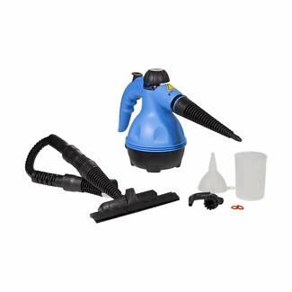 Handheld steam cleaner