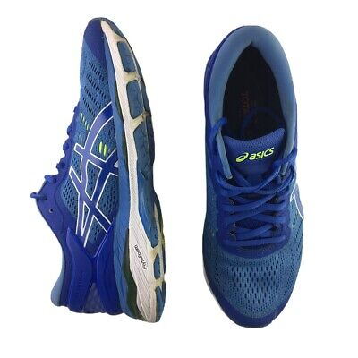 Asics Gel Kayano 24 Womens Blue Green T799N Running Track  Shoes US Size 10