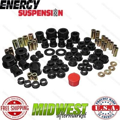 Energy Suspension Hyper-Flex System Master Set Fits 2006-2014 MX-5 - Mazda Mx 5 Suspension System