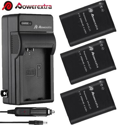 EN-EL23 ENEL23 Battery+Charger for Nikon Coolpix B700 P900 S810C P600 P610 P610S
